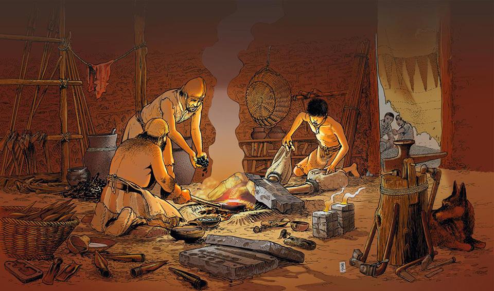 History of Metallurgy