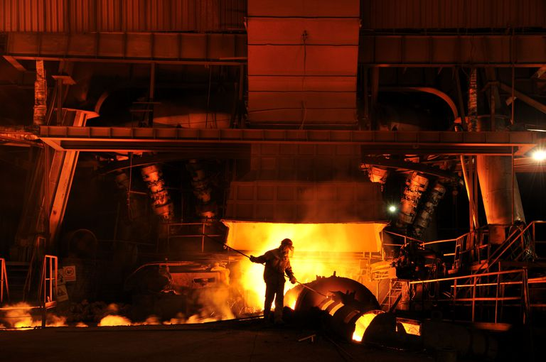 6 Steps of Modern Steelmaking Process