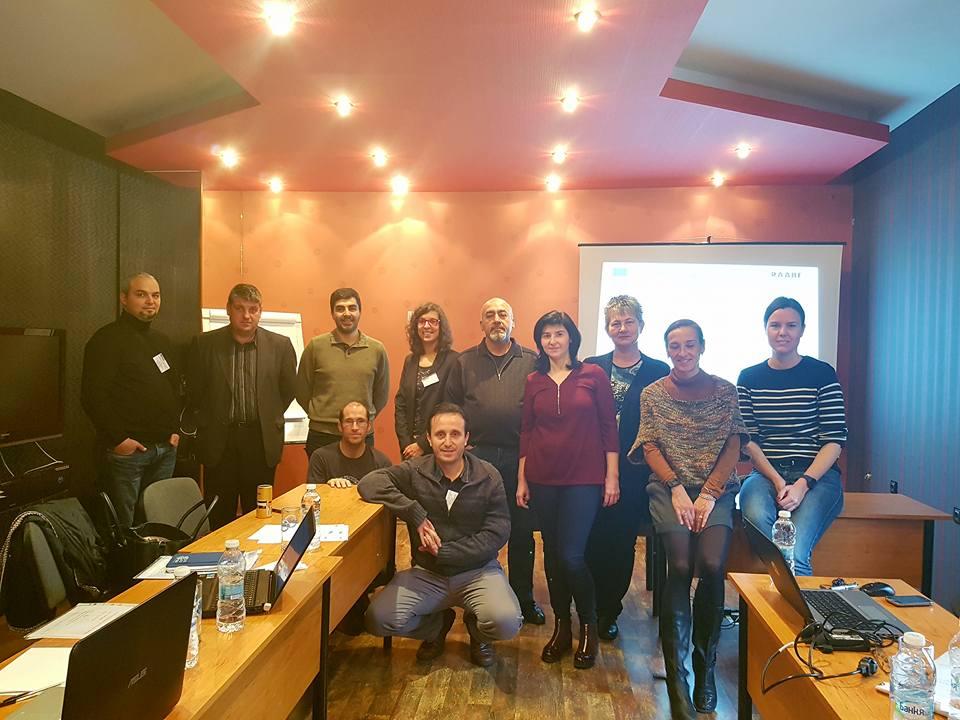 Първа среща по проект 3MVET