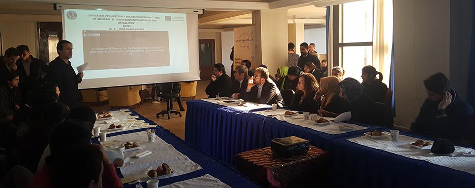 Проект 3MVET Анкара