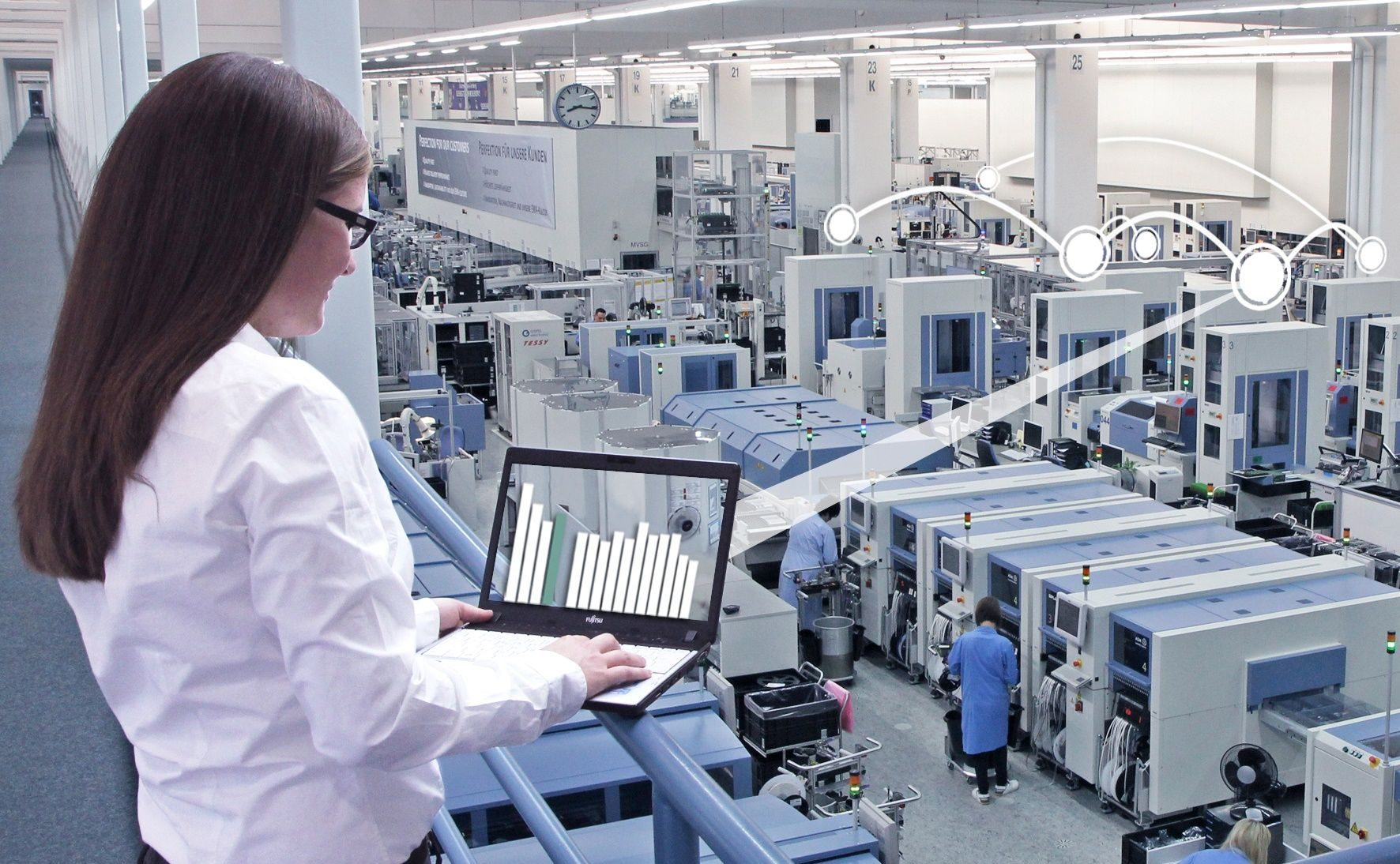 Digitalization in mechanical engineering sector: the key to improving productivity and performance