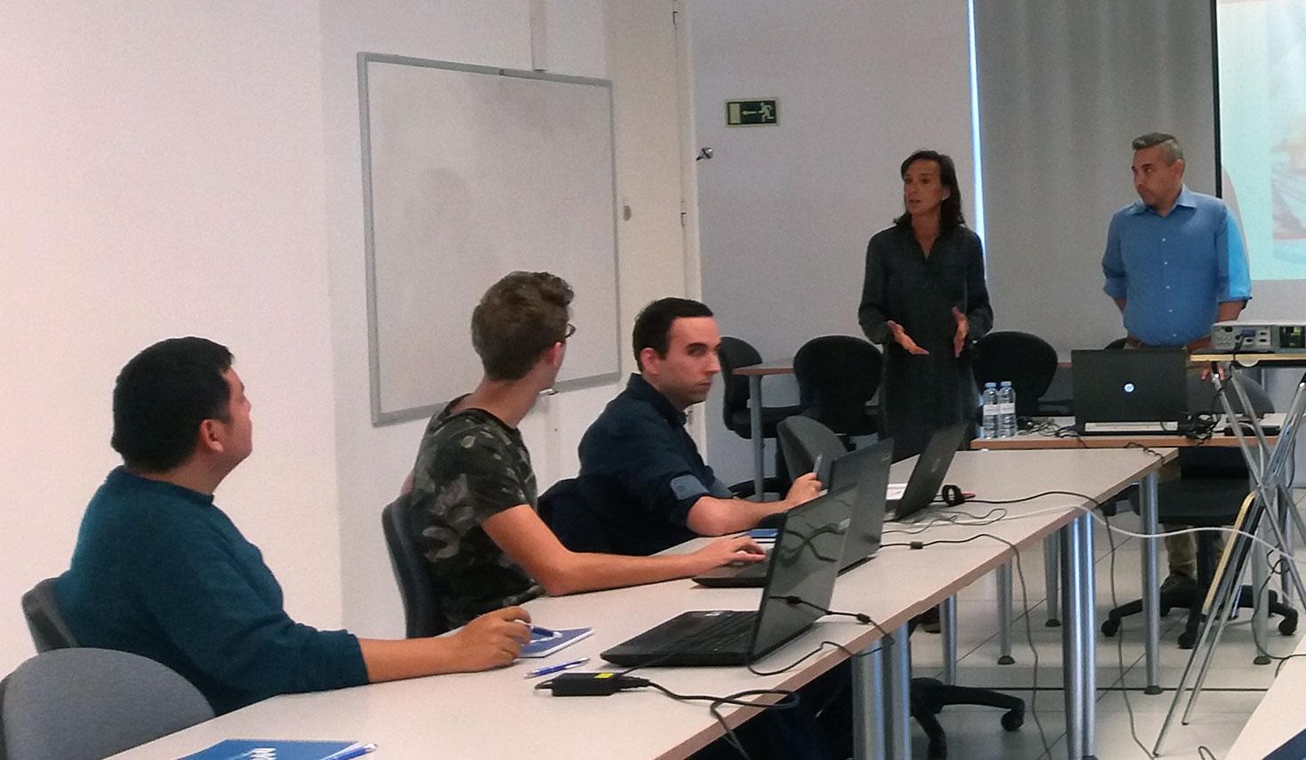 Технологичният институт Итаинова проведе фокус група по проект 3MVET