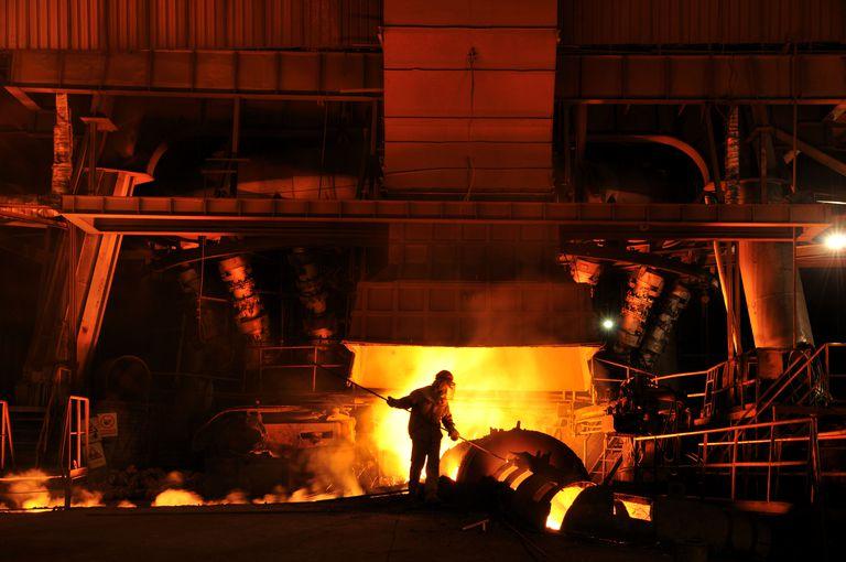 6 Steps of Modern Steelmaking Process
